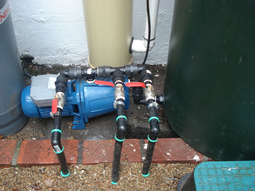 Greywater Systems Installations